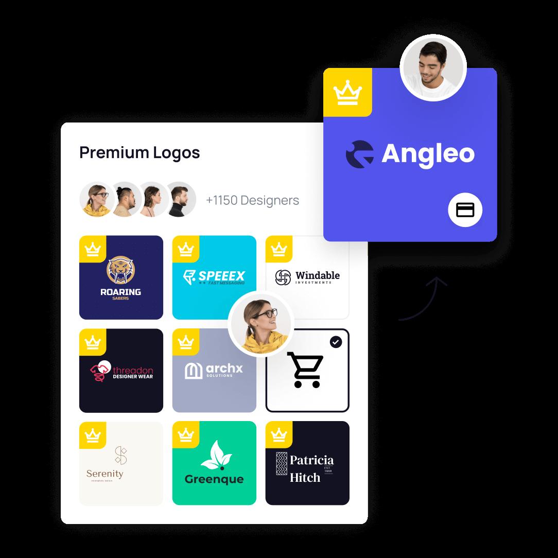 Illustration - Premium Logos
